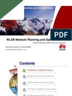WLAN Network Planning and Optimization V1.0_C.pptx