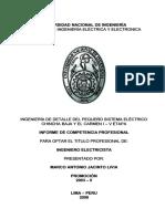 Diseño y Cálculo de Instalaciones Eléctricas de Baja Tensión en Un Edificio