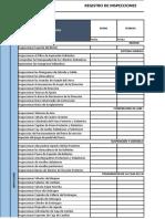 Ficha de Inspección