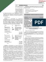 RESOLUCION N° 207-2018-SERVIR-PE
