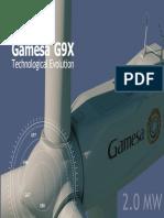 12 0160 Gamesa G9x Brochure