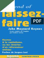 Keynes - La Fine Di Laissez-faire 1926 FR