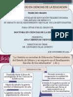 Presentación Tesis Doctoral