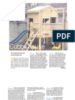 200010 119 Cubbyhouse
