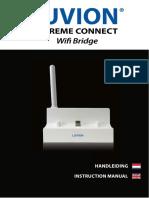 LUVION Supreme Connect WiFi Bridge Handleiding