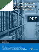 Responder al impacto de un nuevo paradigma en la formación archivística