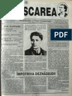 Miscarea anul II, nr. 13 (28), 16-30 noiembrie 1993