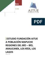 Informe Final Estudio Fundación Aitue Mapuche Zona Sur 20131