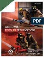 Sistema Contra Incendio R-102