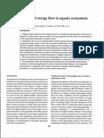 Death, detritus, and energy flow in aquatic ecosystems