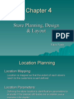 Store Planning Design Layout