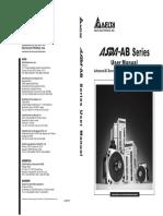 ASDA AB Manual