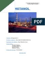 monografia metanol