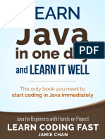 Jamie Chan-Learn Java in One Day and Learn It Well.(2016)