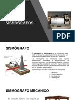 Tipos de Sismografos