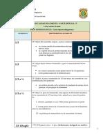 Tabela Causas Aumentos Direito Penal 2018