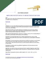 2.9 DIndustry Terminology