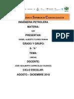 Daniel Alberto Flores Roman 15080124
