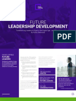Infopro Learning Future Leadership Development
