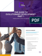 Infopro Learning the Guide to Evolutionary Development Part 1