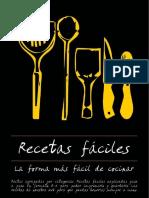 100 RECETAS FÁCILES
