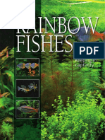 Rainbowfishes - Their Care & Keeping in Captivity by Adrin R. Tappin
