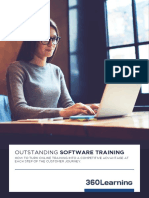 360Learning Outstanding Software Training