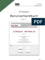 Clt Designer Help