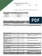 transferable skills audit