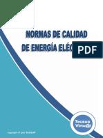 6 Normas de Calidad de Energía Eléctrica