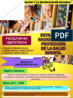 Estrategia Nacionales Pediatria