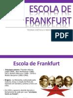 04 Escola de Frankfurt - Indústria Cultural