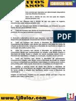 Agente Penitenciario Mg- Questões Direitos Humanos #2