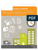 Lambda Solutions Competency Based Learning What Healthcare Organizations Stand to Gain From Competency Based Learning