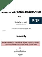 (2) Kuliah Immunology PPT 4 September 2018 Dr Betty