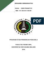 TUGAS PENDIDIKAN PANCASILA (DENI PRASETYO).docx