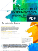 Legislación en México