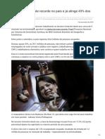 Www1.Folha.uol.Com.br-informalidade Bate Recorde No País e Já Atinge 43 Dos Trabalhadores
