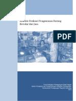 Analisis Evaluasi Pengawasan Barang Beredar Dan Jasa
