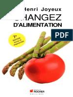 39fe895a0d96 Pr Henri Joyeux - Changez d alimentation.pdf