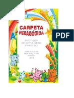 Carpeta Pedagigica El Inca 2018