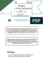 Epilepsi Dan Status Epileptikus