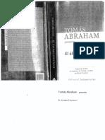 El Ultimo Foucault - Tomás Abraham