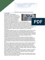 Fiscal Regional Nombra a Fiscales de Larga Trayectoria a Cargo de Alta Complejidad