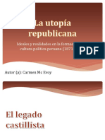 Utopía republicana