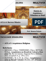 Aula 6 - Barroco Mineiro