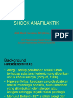 Hypersensitif Shock Anafilaktik
