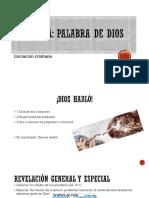 Iniciación Cristiana, Biblia