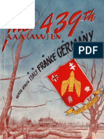 WWII 439th Anti-Aircraft Artillery