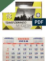 Calendario MCA